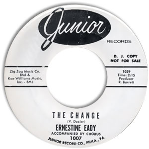The Change/ That's The Way It Goes
