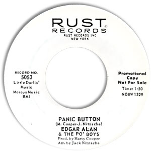 Panic Button/ Lenore