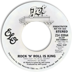 Rock 'N' Roll Is King
