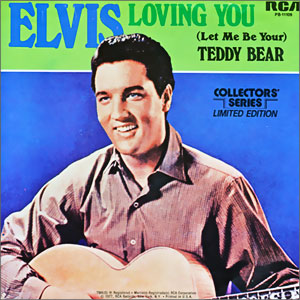 (Let Me Be Your) Teddy Bear/ Loving You