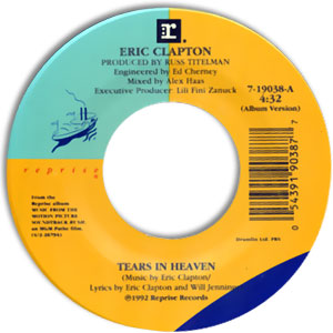 Tears In Heaven/ Tracks and Lines