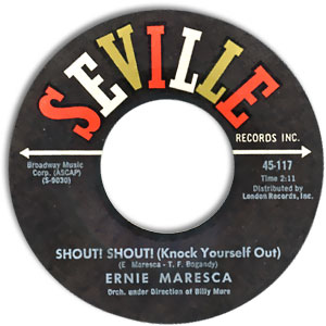Shout! Shout! (Knock Yourself Out)/ Crying Like A Baby Over You