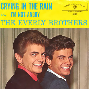 Crying In The Rain/ I'm Not Angry
