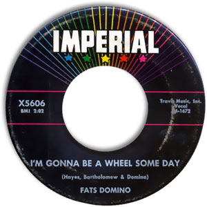I Want To Walk You Home/ I'm Gonna Be A Wheel Some Day