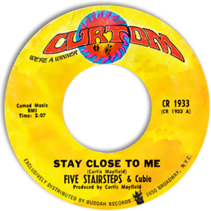 Stay Close To Me/ I Made A Mistake