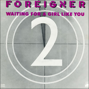 Waiting For A Girl Like You/ I'm Gonna Win