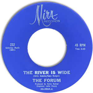 The River Is Wide/ I Fall In Love (All Over Again)