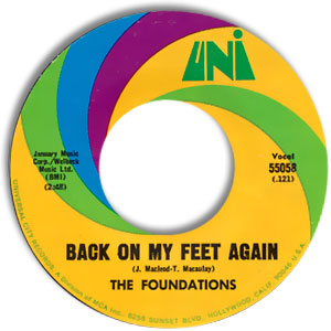 Back on My Feet Again/ I Can Take Or Leave Your Loving