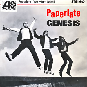 Paperlate/ You Might Recall