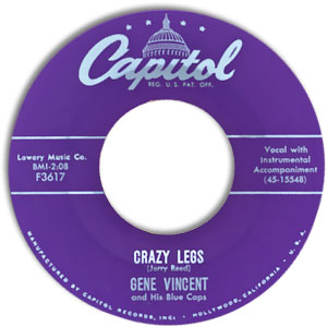 Crazy Legs/ Important Words