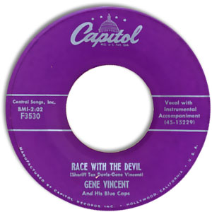 Race With The Devil/ Gonna Back Up Baby