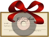 Gift Certificates 45 rpm records