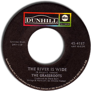 The River Is Wide/ (You Gotta) Live For Love