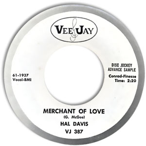 Merchant Of Love/ What Do You Mean To Me