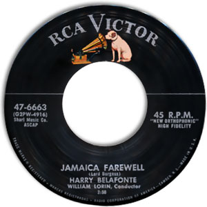 Jamaica Farewell/ Once Was