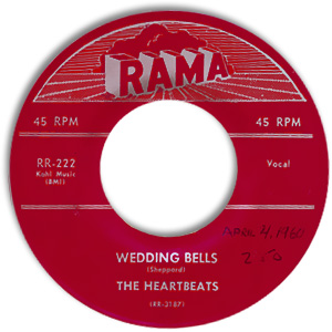 Wedding Bells/ I Won't Be The Fool Anymore