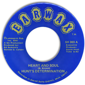 Heart And Soul/ No. 1 Lady