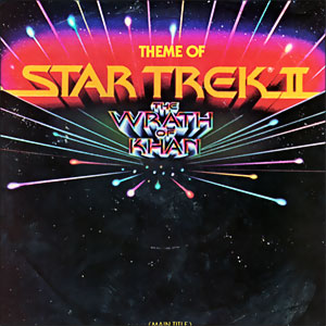 Theme Of Star Trek II