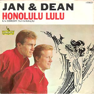 Honolulu Lulu/ Someday (You'll Go Walking By)