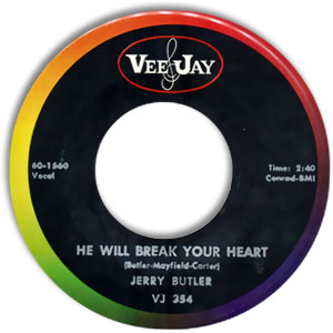 He Will Break Your Heart/ Thanks To You