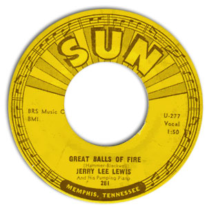 Image result for song great balls of fire