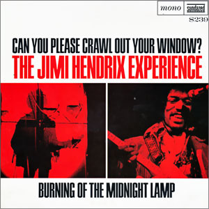 Can You Please Crawl Out Your Window?/ Burning of the Midnight Lamp