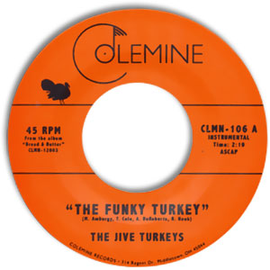 The Funky Turkey/ Funky Brewster