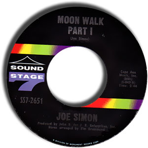 Moon Walk, Part I/ Part II