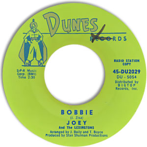 Bobbie/ Tears From My Eyes
