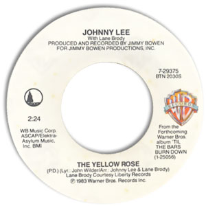The Yellow Rose/ Say When
