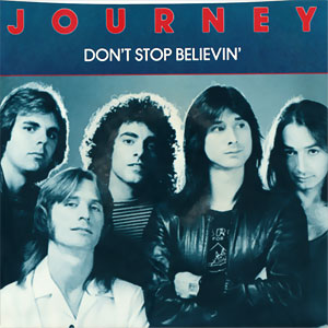 Don't Stop Believin'/ Natural Thing