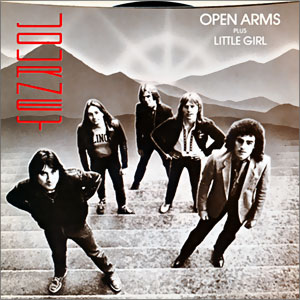 Open Arms/ Little Girl
