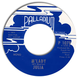 Julia - M'Lady - Honky Tonk Woman