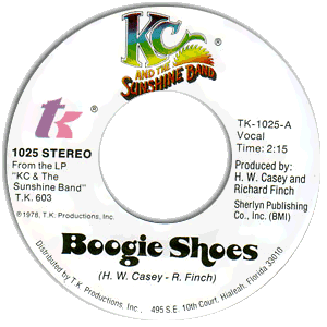 Boogie Shoes/ I Get Lifted
