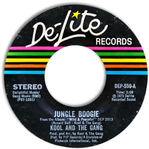 Jungle Boogie/ North, East, South, West