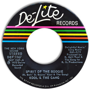 Spirit Of The Boogie/ Summer Madness