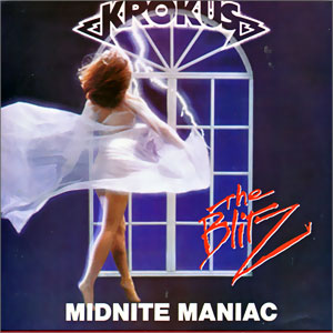 Midnite Maniac/ Ready To Rock