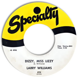 Dizzy, Miss Lizzy/ Slow Down