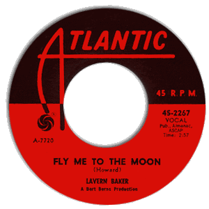 Fly Me To The Moon/ Ain't Gonna Cry No More