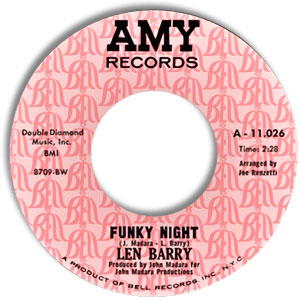 4 5 6 (Now I'm Alone)/ Funky Night