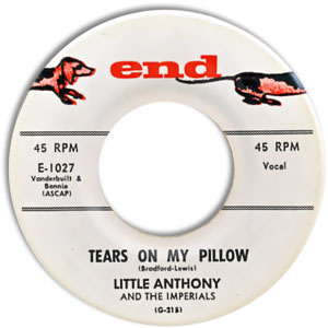 Tears On My Pillow/ Two People In The World