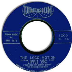 The Loco-Motion/ He Is The Boy