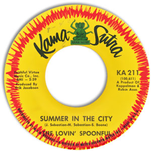 Summer In The City/ Butchie's Tune