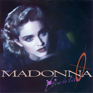 Classic 45 Record: Live To Tell by Madonna (Sire 28717, 1986)