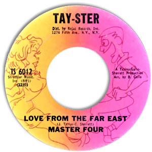 Love From The Far East/ It's Not The End