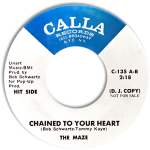 Chained To Your Heart/ I Got Love