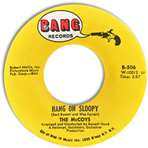 Hang On Sloopy/ I Can't Explain It