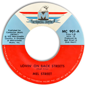 Lovin' On Back Streets/ Who'll Turn Out The Lights