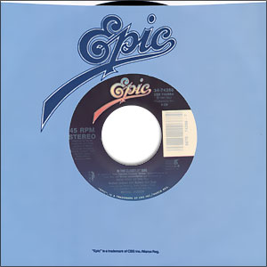 Classic 45 Record: In The Closet by Michael Jackson (Epic 74266, 1992)