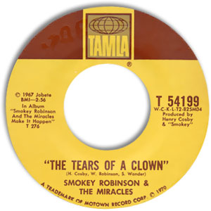 The Tears Of A Clown/ Promise Me